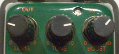 Guyatone CB-3 Singletone Sample Setting